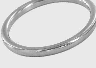 Steel & Metal Cock Rings